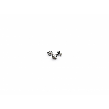 TITANIUM dermal piercings black stone thailand whi