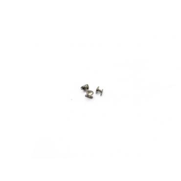 TITANIUM move round dermal piercings