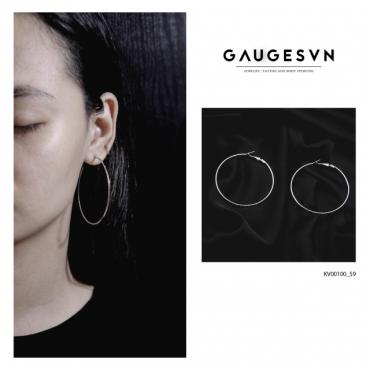 Piercing rings to 59mm