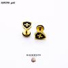 Gold Cross Shield